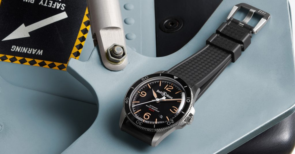 72b87b3d47c0 Exploring the Extraordinary Features of the Bell & Ross BR 03-92 Watch