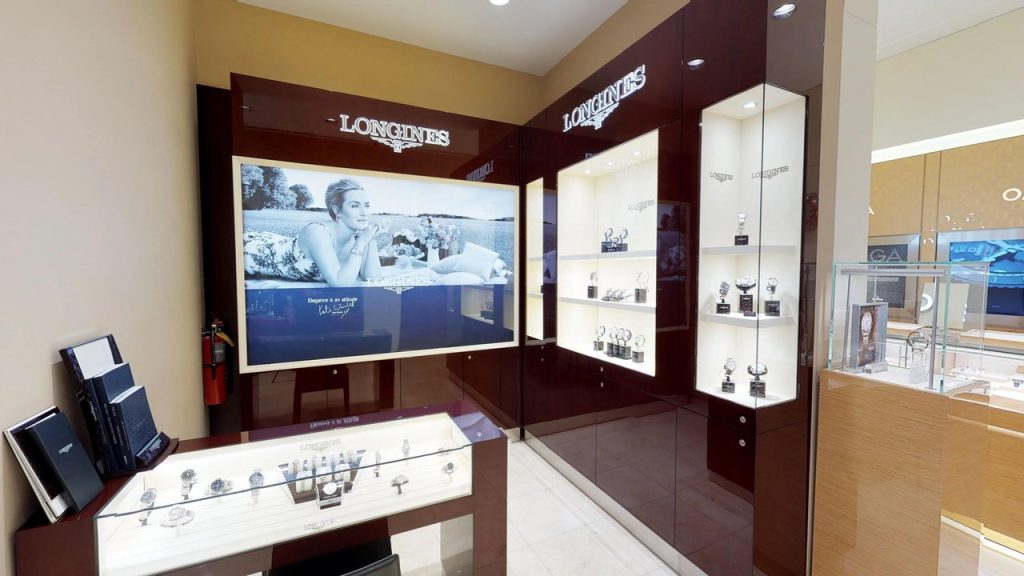 longines authorized retailer and repairs pennsylvania
