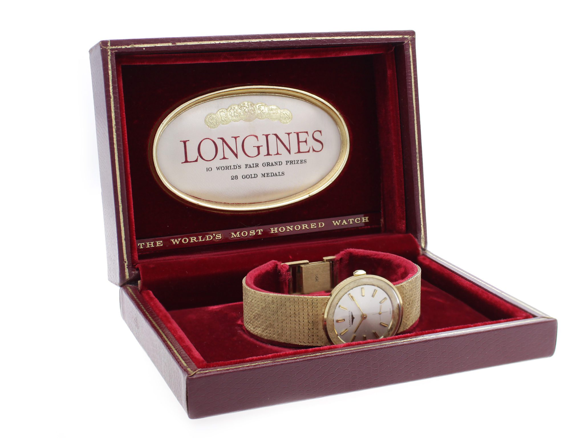 finding longines reference numbers