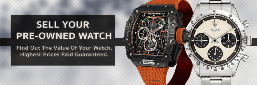 Sell My Pre-Owned Watch Near Me Mesh